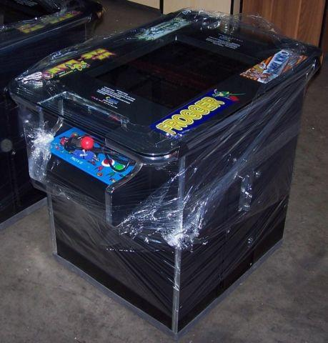 NEW COMMERCIAL GRADE ARCADE COCKTAIL TABLE MULTICADE 60 GAMES IN ONE