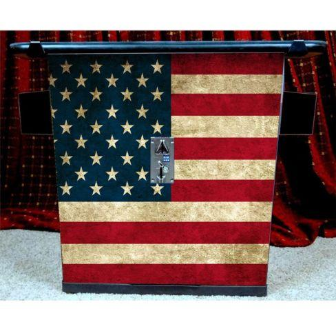 NEW Commercial Grade Arcade Cocktail Table Multicade American Flag