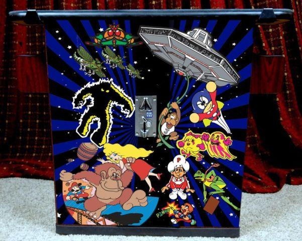 NEW Commercial Grade Arcade Cocktail Table Multicade Classic Graphics