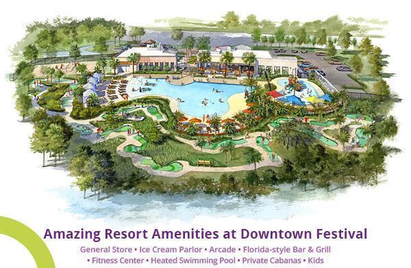 New Construction Vacation Villas Near Disney World For