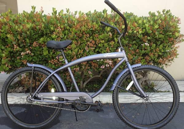 New Cool Men S 26inch Beach Cruiser Bike W Shorty