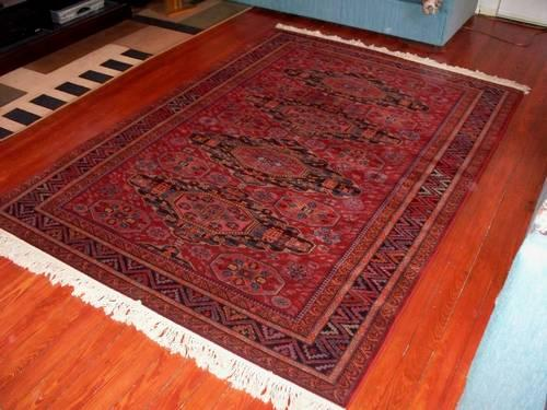 New Couristan Area Rug Kashimar Collection Mint