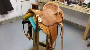 NEW custom wade saddle - (Nine Mile Falls) for Sale in