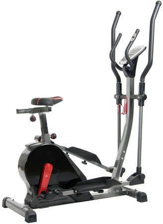 NEW DUAL CARDIO ELLIPTICAL