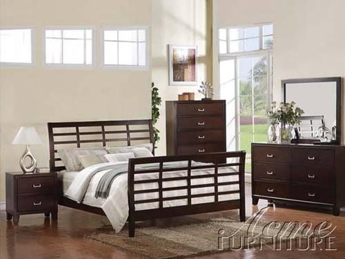 Special Pricing On Bedroom Furniture: **NEW EBay SPECIAL**Platform Black Finish Eastern King