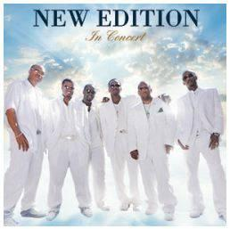 New Edition - This SATURDAY June 28 - The Mann Center-