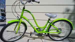 NEW Electra TOWNIE 21-Green - $500 (Southeast Lincoln)