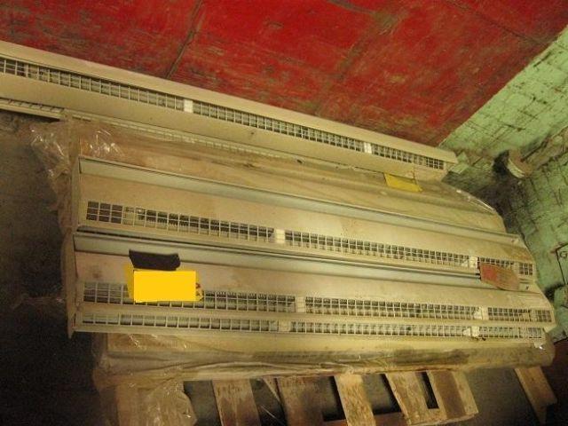 New Electric Baseboard Heaters - 1250940 watts
