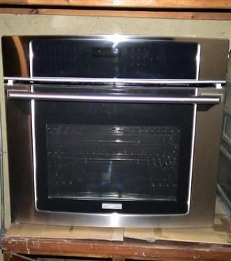 New Electrolux Wave-Touch EW30EW55GS 30