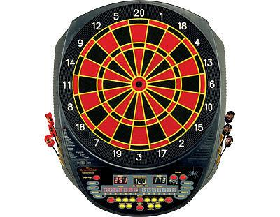 New Electronic Arachnid Dart Boards - Cricket Pro 650,