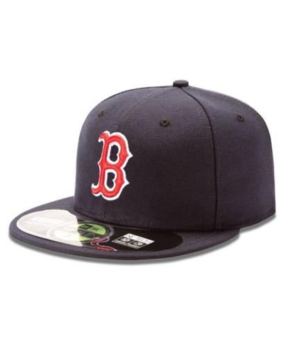 New Era MLB Hat, Boston Red Sox On-Field 59FIFTY Fitted