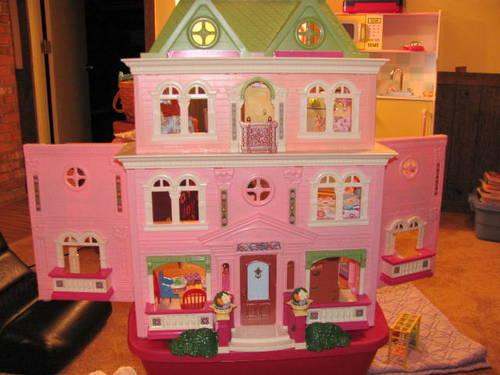 fisher price loving family dollhouse Classifieds - Buy & Sell fisher ...