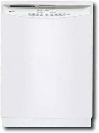 New GE Profile Dishwasher White PDWF600RWW - $469