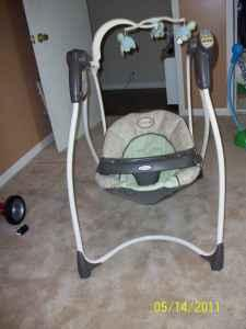 New Graco Baby Swing - $45 Paola, KS