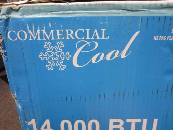 New Haier Commerical Cool Air Conditioner - $400