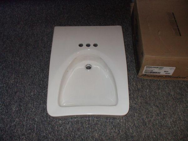 Handicap Bathroom Sink : New Handicap Bathroom Sink - (Central Ohio) for Sale in Columbus, Ohio ...