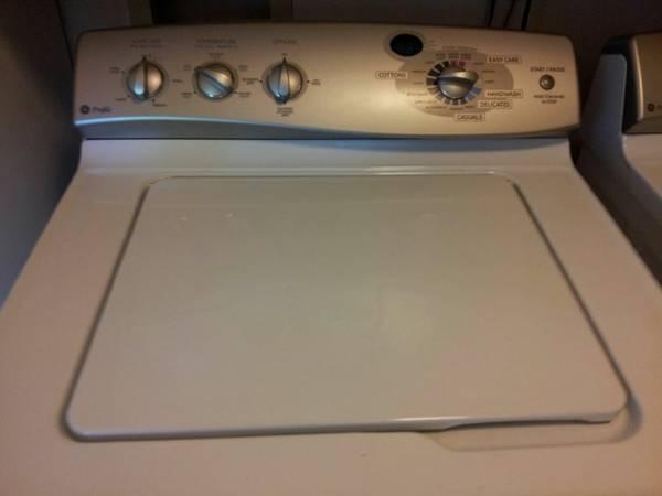 new hardly used washer and gas dryer for sale or trade