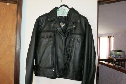 New Harley Leather Jacket