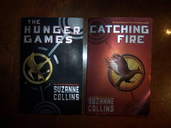 New... Hunger Games & Hunger Games Catching Fire - $12
