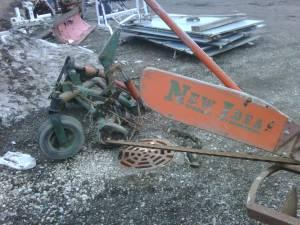 New Idea sickle mower - $400 (Yorkville, IL)