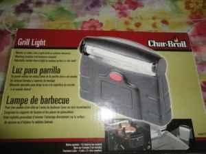 New In Box Char Broil Electric Battery Operated Grill