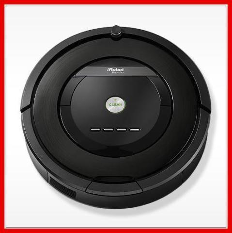 NEW iRobot Roomba 880 Vacuum Cleaning Robot