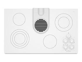 NEW KECD866R KitchenAid 36in Smoothtop Electric Cooktop retails $1447