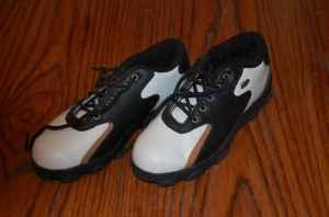 new kids golf shoes size 6 - $30 lincoln