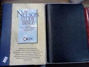New King James Version Complete Study Bonded Leather