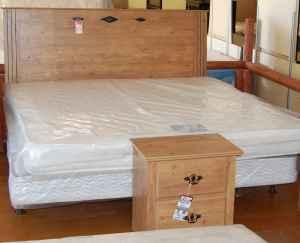 New King Size Savannah Pine Bedroom Set New King Pillowtop Included F L C Albuquerque For Sale In Albuquerque New Mexico Classified Americanlisted Com