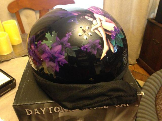 NEW LADIES DAYTONA HELMET