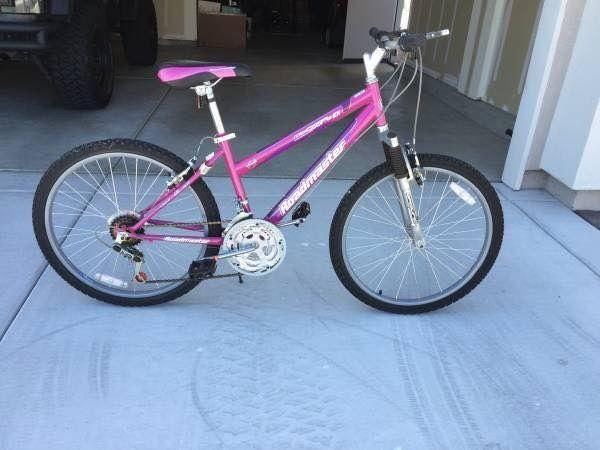 NEW LADIES PRETTY PINK ROADMASTER MT SPORT SX 24