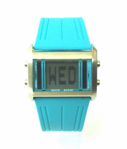 New Mens Digital Scrolling Watches