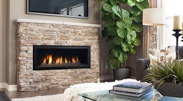 New Modern Linear 42 Quot Gas Fireplace Free Installation For Sale In Cedar Falls