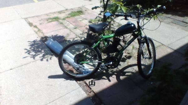 NEW - Motorized Bicycles - UPDATE! - $250