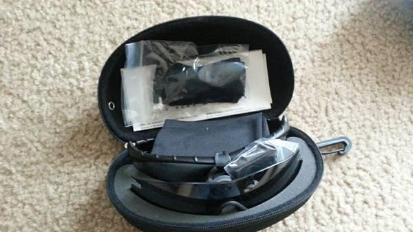 New Oakley M Frame 2 0 Apel Z87 W Case Smoke Amp Clear