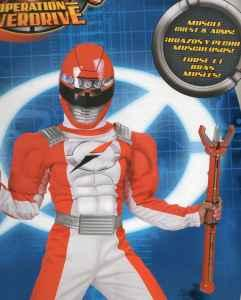 New Operation Overdrive POWER RANGER Costumes - $1 Council Bluffs