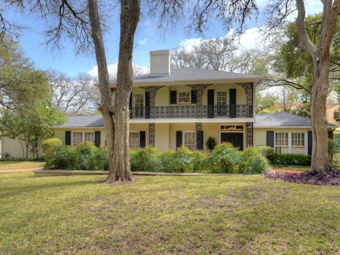 New orleans style home in olmos park for sale in san antonio texas classified - New orleans home decor stores property ...