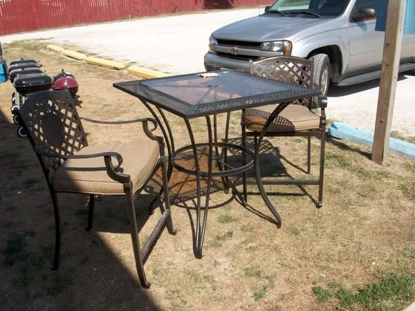 new patio counter height table chairs for sale in urbana