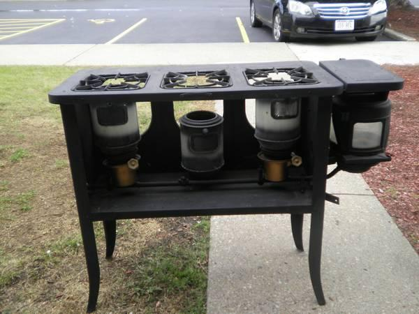 NEW PERFECTION VINTAGE KEROSENE COOKSTOVE - for Sale in Plover, Wisconsin Classified ...
