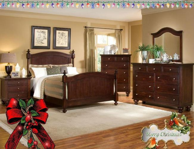 NEW Pottery Barn style Bedroom SET Mt Pleasant for