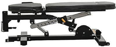 New PowerTec Fitness Free Weight Squat Rack Bench