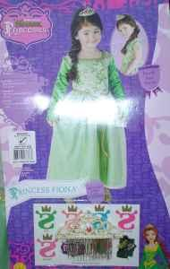 New PRINCESS Costumes from SHREK THE THIRD movie - $25 Council Bluffs