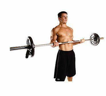 New Professional Troy Olympic Barbell Bar 1500 lb