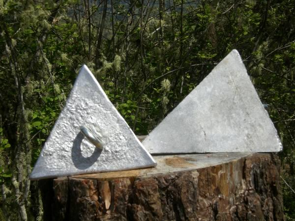 Drift Boats For Sale >> NEW PYRAMID DRIFT BOAT ANCHORS - for Sale in Roseburg ...