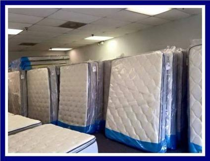 New Queen Mattress Set For Sale In Fort Myers Florida