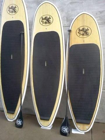 Used Paddle Boards >> New Radfish Stand Up Paddle Boards For Sale In Malibu California