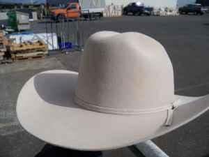 ae014eb7e55ea New Resistol 6X beaver cowboy hat - (Airport Rd) for Sale in Eugene ...