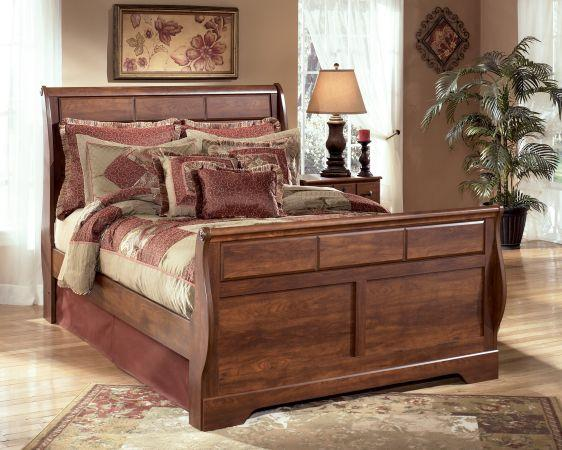 new rustic country style bedroom set for sale in mountain