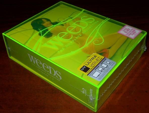 NEW SEALED Weeds: The Complete Collection Blu-ray - $55